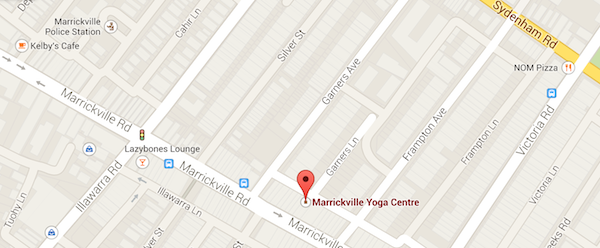 Marrickville Yoga Studio