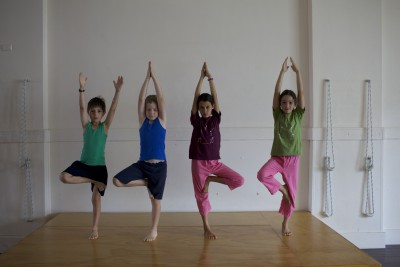 Kids Yoga at Marrickville Yoga Centre
