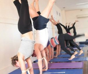 Lunch Time Yoga Classes